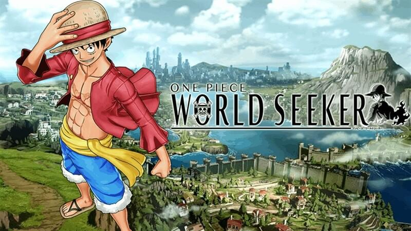 One Piece World Seeker Full indir