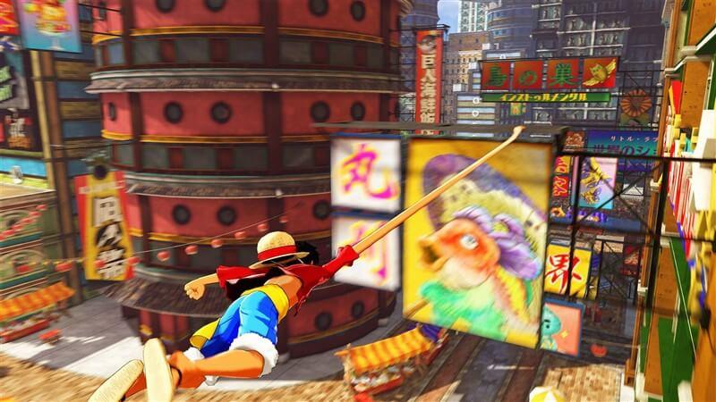 One Piece World Seeker Full indir