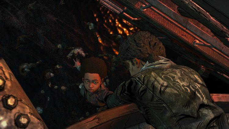 The Walking Dead The Final Season Episode 4 indir