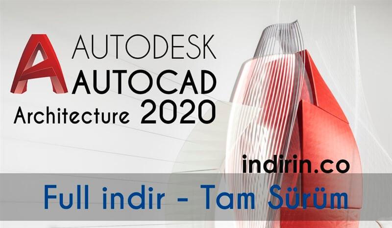 Autocad Architecture 2020 Full indir