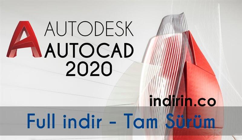 Photo of Autodesk Autocad 2020 Full indir – Tam Sürüm Ücretsiz 64 Bit