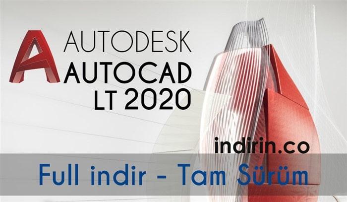 Photo of AutoCad LT 2020 Full İndir – Tam Sürüm Ücretsiz