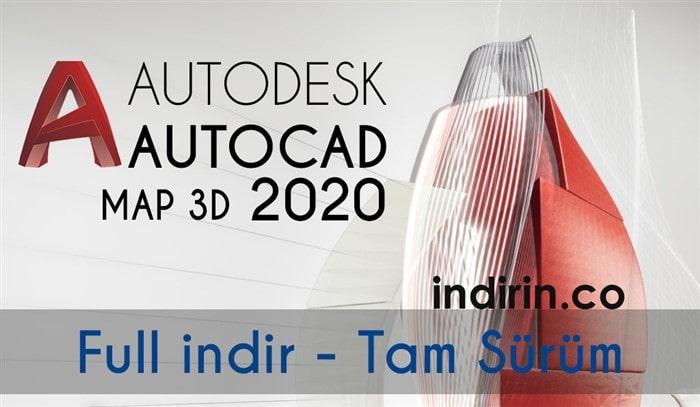 Photo of AutoCad Map 3D 2020 Full İndir – Tam Sürüm Ücretsiz