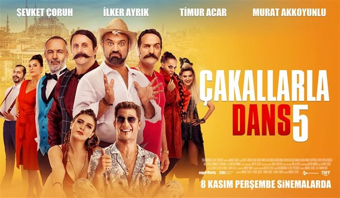 Photo of Çakallarla Dans 5 Full HD 1080P İndir – Sansürsüz