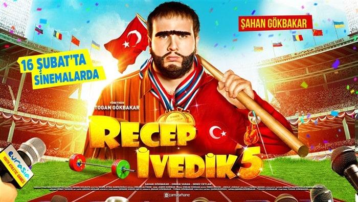 Photo of Recep İvedik 5 Filmini indirin – 1080P Sansürsüz
