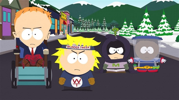 South Park The Fractured But Whole Full İndir