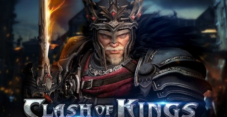 Clash of Kings Para Hileli Mod Apk