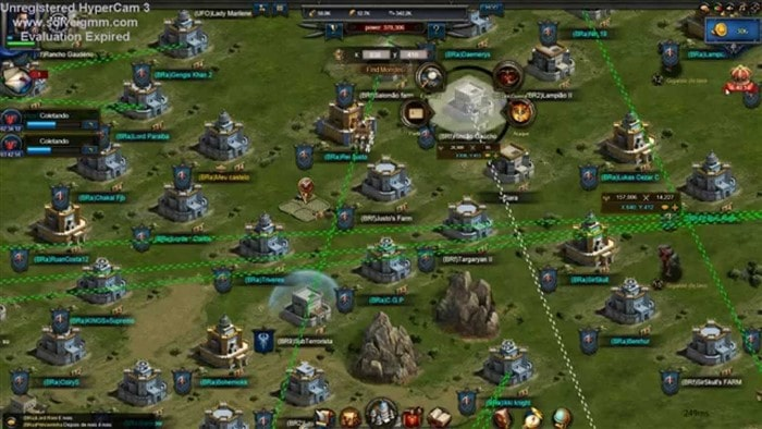 Clash of Kings Para Hileli Mod Apk