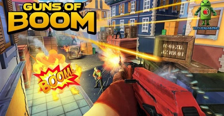 Guns of Boom Hileli Mod Apk