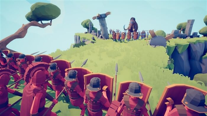 Totally Accurate Battle Simulator Full İndir