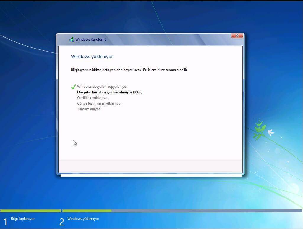 Windows 7 Professional SP1 Full İndir