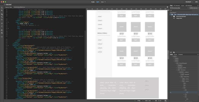 Adobe Dreamweaver CC 2019 Full İndir