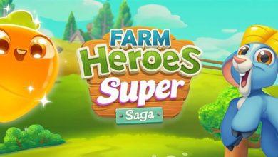 Farm Heroes Saga Hileli Mod Apk