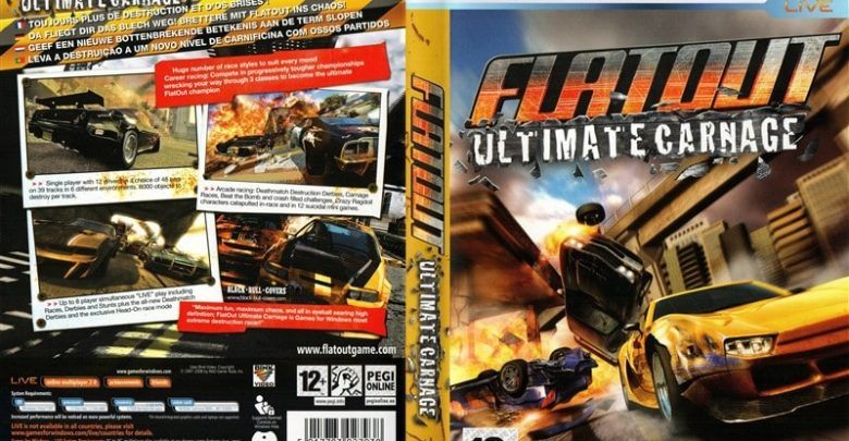 FlatOut Ultimate Carnage Full İndir