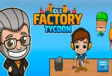 Idle Factory Tycoon Hileli Mod Apk