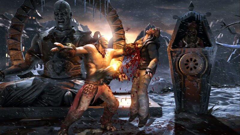 Mortal Kombat X Hileli Mod Apk