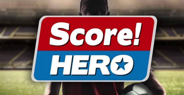 Score Hero Hileli Mod Apk