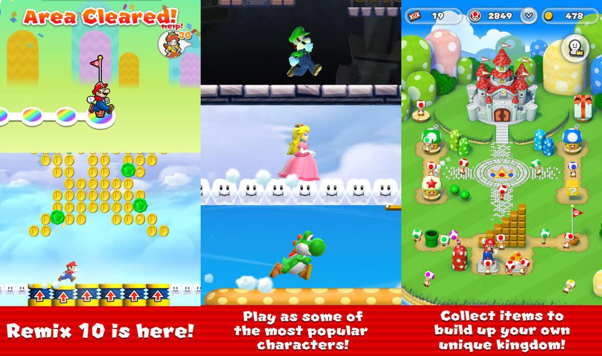 Super Mario Run Hileli Mod Apk