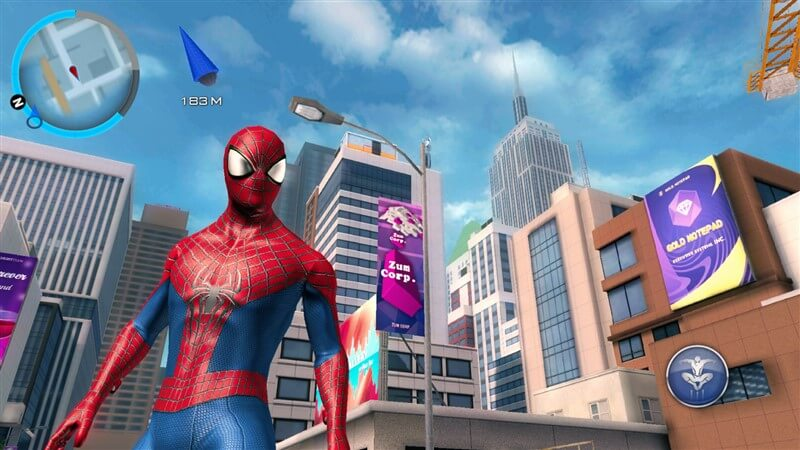 The Amazing Spider-Man 2 Hileli Mod Apk İndir