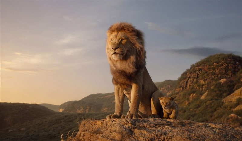 Aslan Kral - The Liong King indir