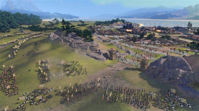 Total War THREE KINGDOMS Full İndir