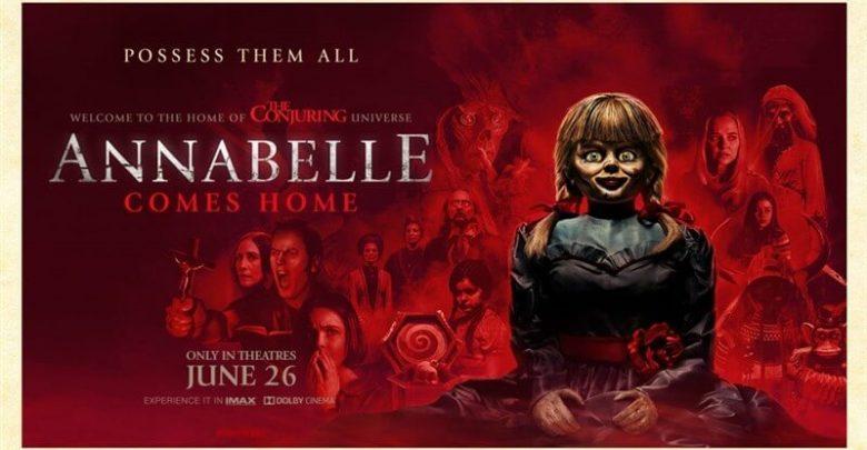 Annabelle 3 Comes Home Türkçe Dublaj İndir