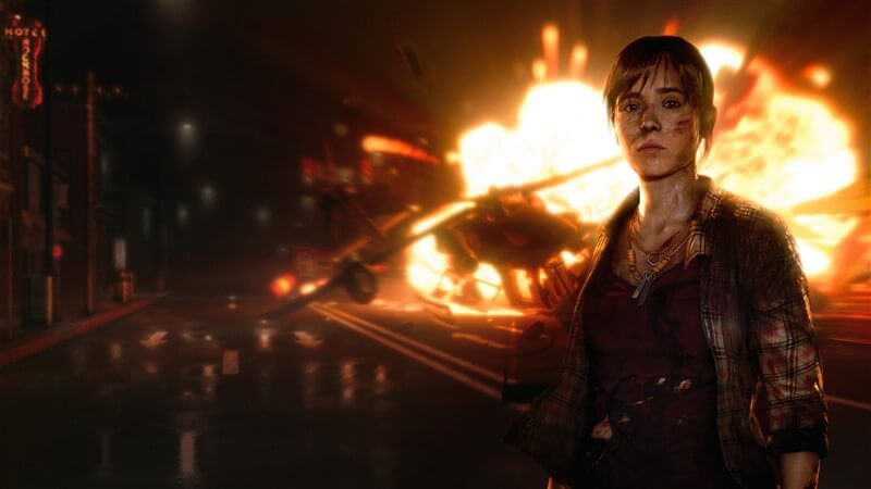 Beyond Two Souls Full İndir