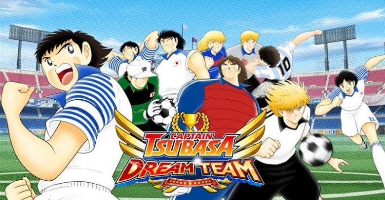 Captain Tsubasa Dream Team Hileli Mod Apk