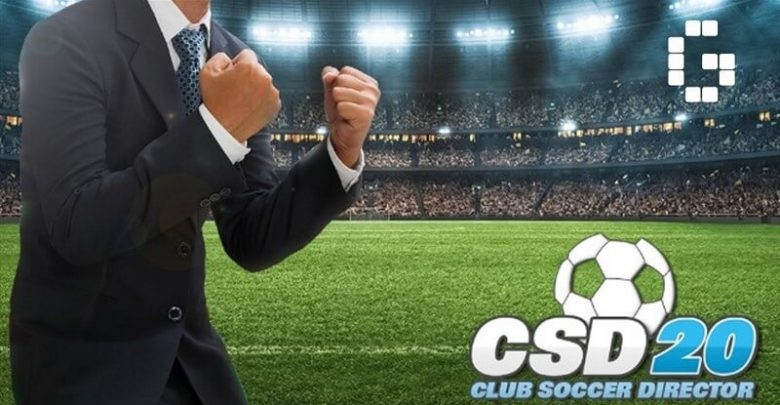 Club Soccer Director 2020 Hileli Mod Apk İndir