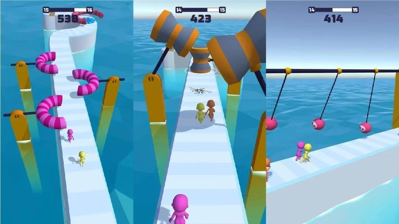 Fun Race 3D Hileli Mod Apk