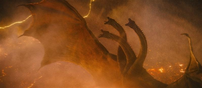 Godzilla 2 Canavarlar Kralı İndir