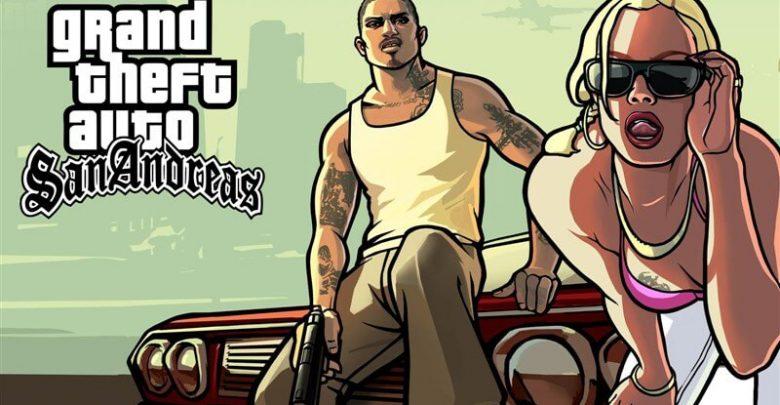 GTA San Andreas Hileli Mod Apk İndir