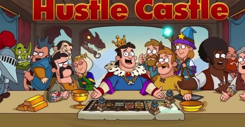 Hustle Castle - Kale ve Klan Hileli Mod Apk İndir