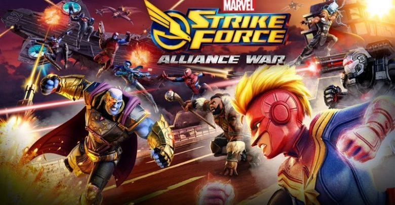 MARVEL Strike Force Hileli Mod Apk İndir