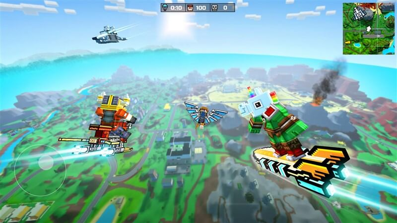 Pixel Gun 3D Hileli Mod Apk