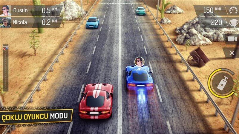 Racing Fever Hileli Mod Apk