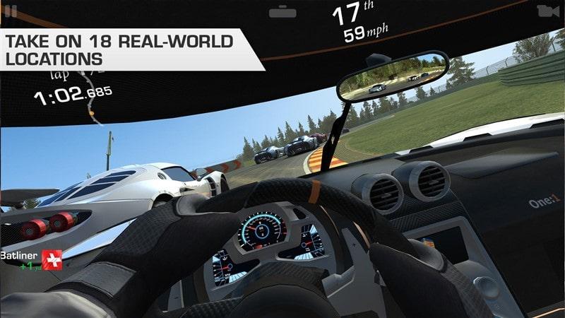 Real Racing 3 Hileli Mod Apk