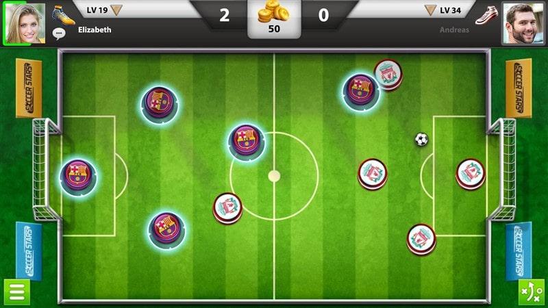Soccer Stars Hileli Mod Apk