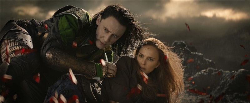 Thor 2 Karanlık Dünya Türkçe Dublaj İndir