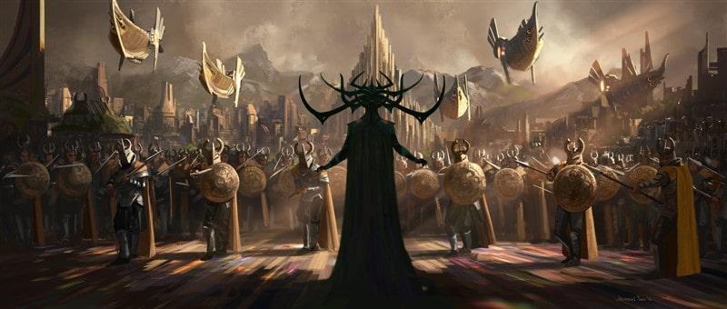 Thor 3 Ragnarok Türkçe Dublaj İndir