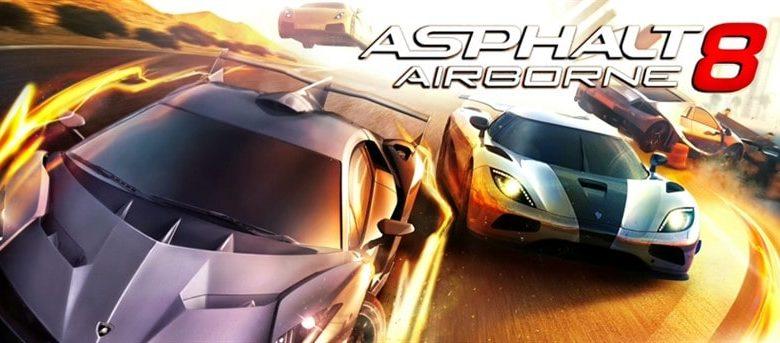 Asphalt 8 Airborne Hileli Apk İndir