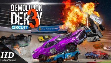 Photo of Demolition Derby 3 Apk İndir – Para Hileli Mod v1.0.083