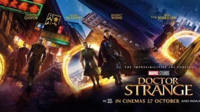 Doctor Strange İndir