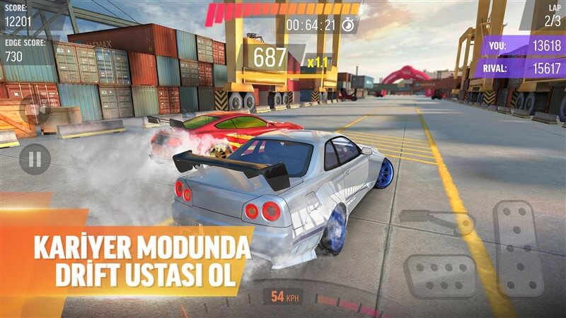 Drift Max Pro Hileli Mod Apk