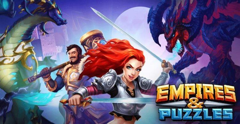 Empires & Puzzles RPG Quest Hileli Mod Apk İndir