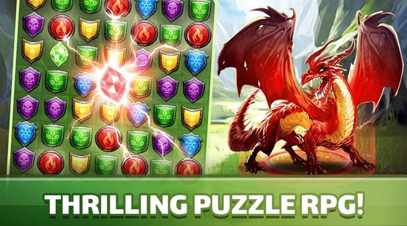 Empires & Puzzles RPG Quest Hileli Mod Apk