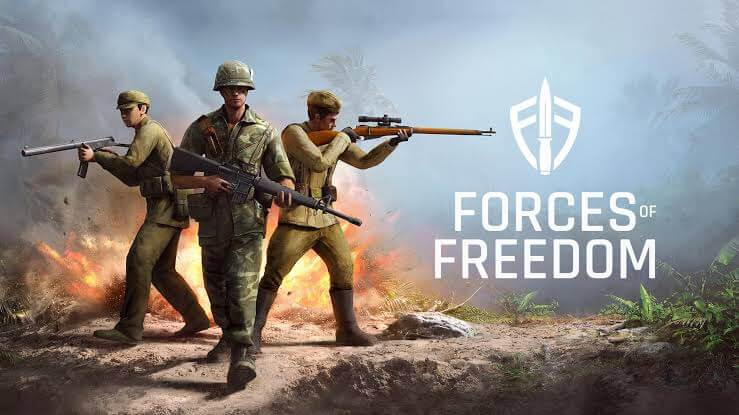Forces of Freedom Android Hileli Mod Apk İndir