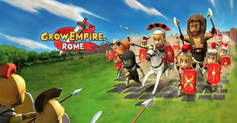 Grow Empire Rome Hileli Mod Apk İndir
