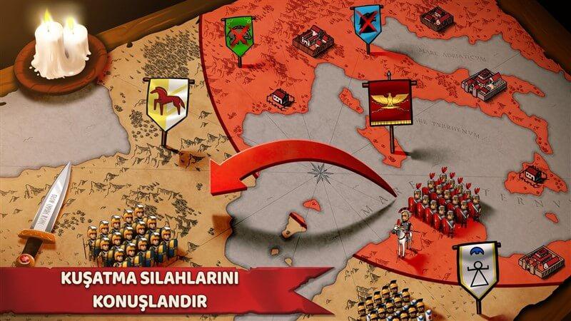 Grow Empire Rome Hileli Mod Apk