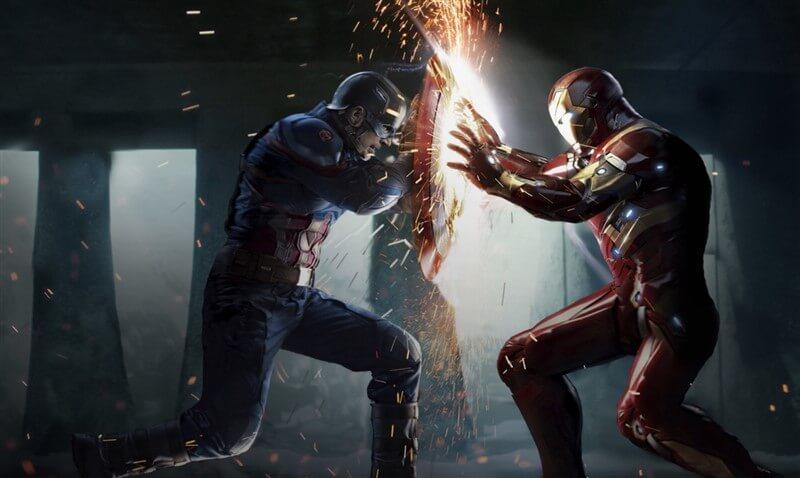 Kaptan Amerika 3 Kahramanların Savaşı İndir